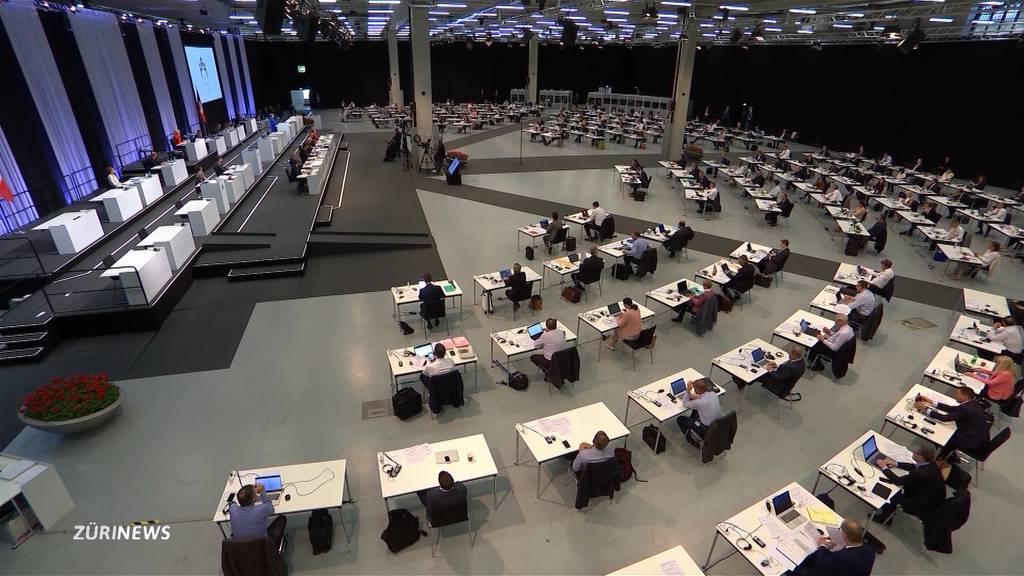 Uneinigkeit über Macht-Rückführung vom Bundesrat ins Parlament