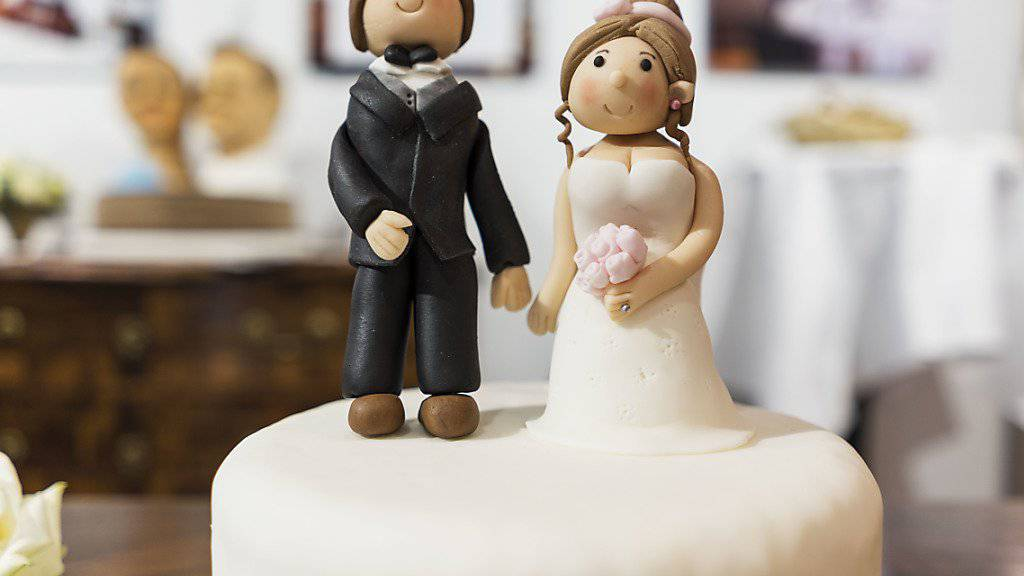 Gute Nachricht für Heiratswillige: Das Parlament hat die Wartefrist von zehn Tagen zwischen Ehevorbereitung und Trauung gestrichen. (Themenbild)