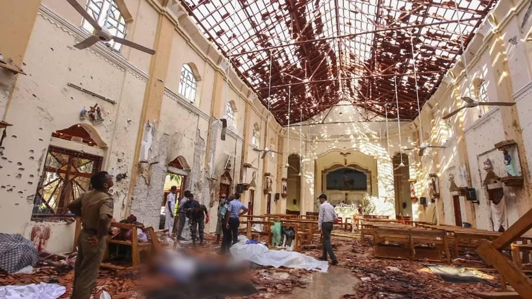 Über 300 verletzte – Polizei nimmt mehrere Terrorverdächtige fest