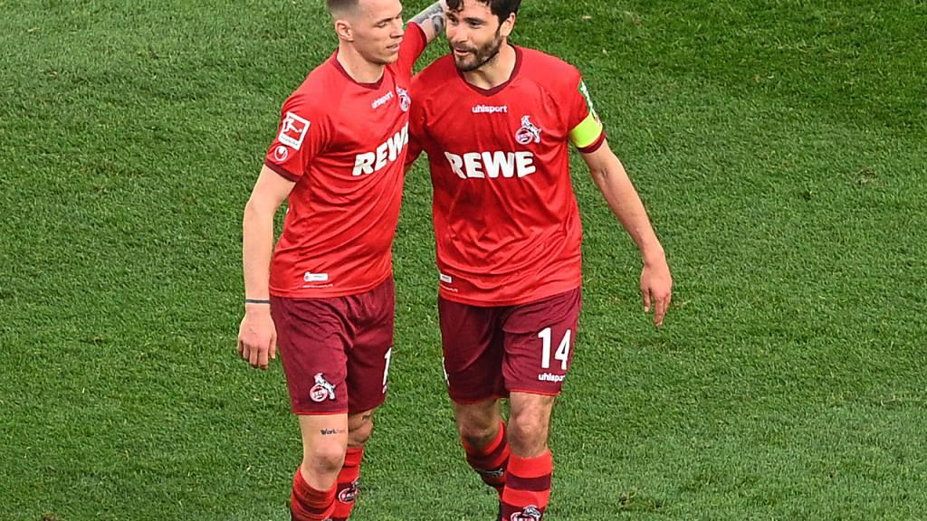 Köln setzt mit Sieg in Augsburg Hertha unter Druck