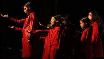 Den Kinderchor Coro Infantil da Universidade de Lisboa wurde vor erst sieben Jahren gegründet – und feiert bereits grosse Erfolge