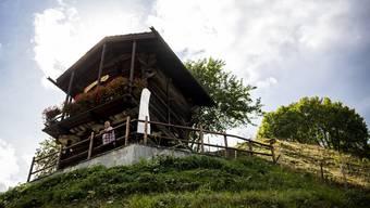Ist am Samstag nun auch noch offiziell eröffnet worden: Das Museum für alte Werkzeuge in Pinsec im Val d'Anniviers.