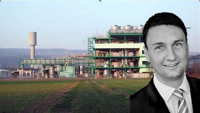 Michael Mertler ist neuer Standortleiter des BASF in Kaisten.