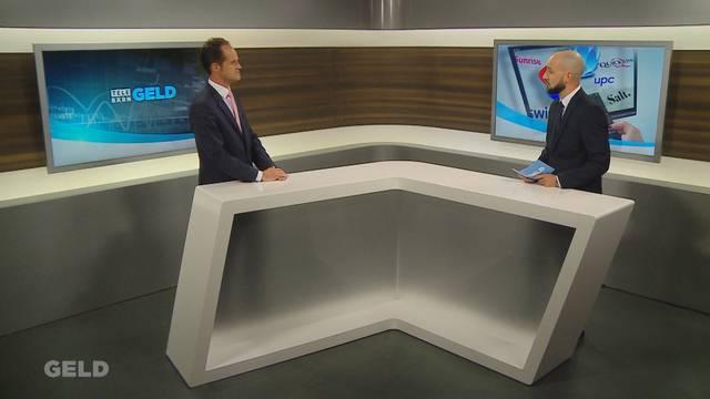 TV Markt / Krise Meyer Burger / Handelsstreit USA, China