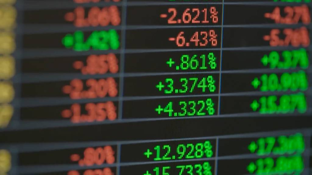 Rezession im Anmarsch? / UBS-Aktien