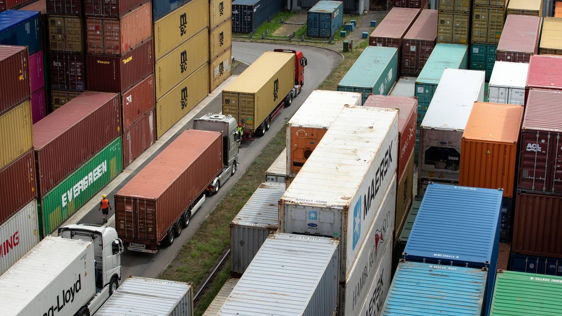 Von der schnellen Rückvergütung konnten insbesondere die Export-Unternehmen profitieren.