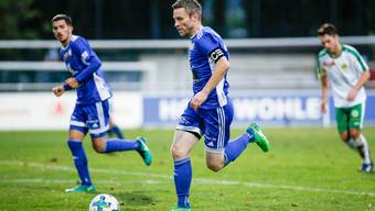 Alain Schultz – eine Aargauer Sportlegende tritt ab