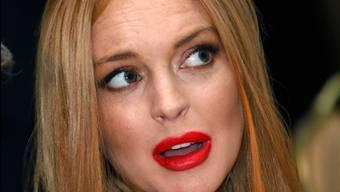 Vorwurf der Fahrerflucht: Lindsay Lohan (Archiv)