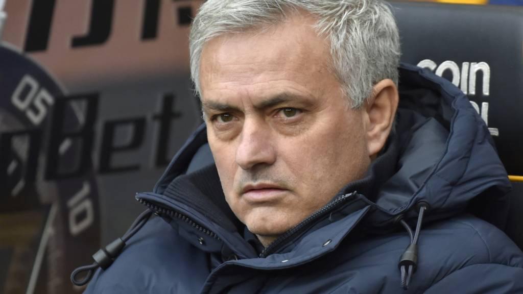 José Mourinho ist aber der kommenden Saison Trainer der AS Roma