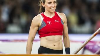 Nicole Büchler schaffte trotz schwierigen Voraussetzungen den Einzug in ihren ersten Final an einer Freiluft-WM