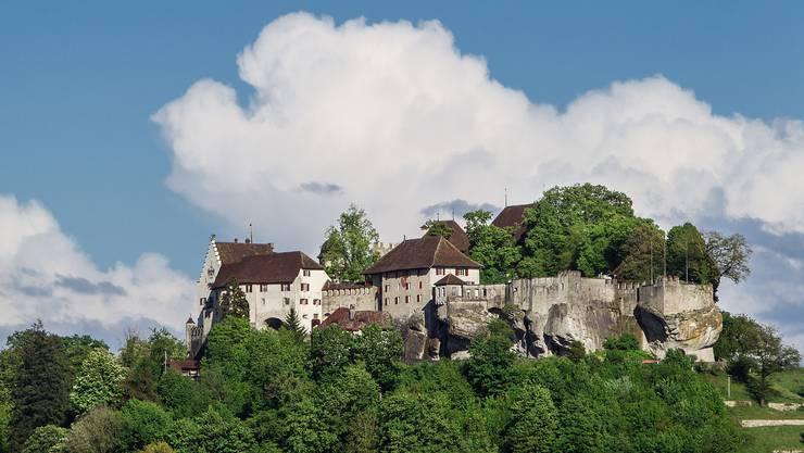 Aargau ersteigert Dokumente zur Geschichte von Schloss Lenzburg.