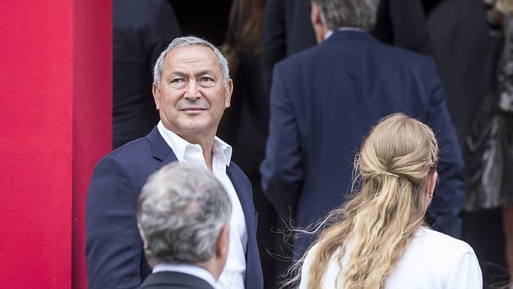 Urner Ehrenbürgerschaft für Investor Samih Sawiris. (Archivbild)