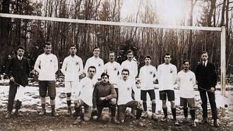 FC Lenzburg seit seiner Gründung im Jahr 1916