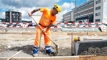 Die Limeco hat bei der Stadt Schlieren ersucht, im Zusammenhang mit dem Bau der Limmattalbahn auch gleich Fernwärme-Rohre unter den Strassen verlegen zu können.