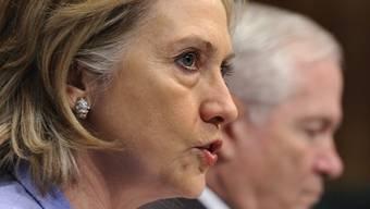 Clinton und Gates drängen auf den START-Vertrag