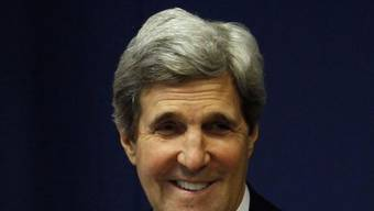 US-Aussenminister John Kerry (Archiv)