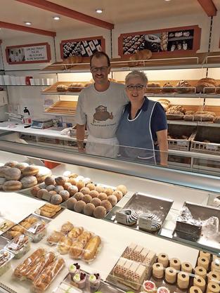 Thomas und Susanne Leuenberger schliessen ihren Laden im Mai 2020.