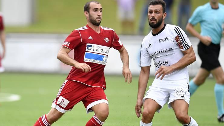 «Es wird für beide kein einfaches Spiel sein», sagt Raffaele Cardiello (l.).