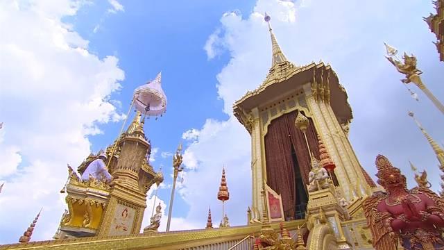 Thailand: Trauerfeier kostet 80 Millionen Franken