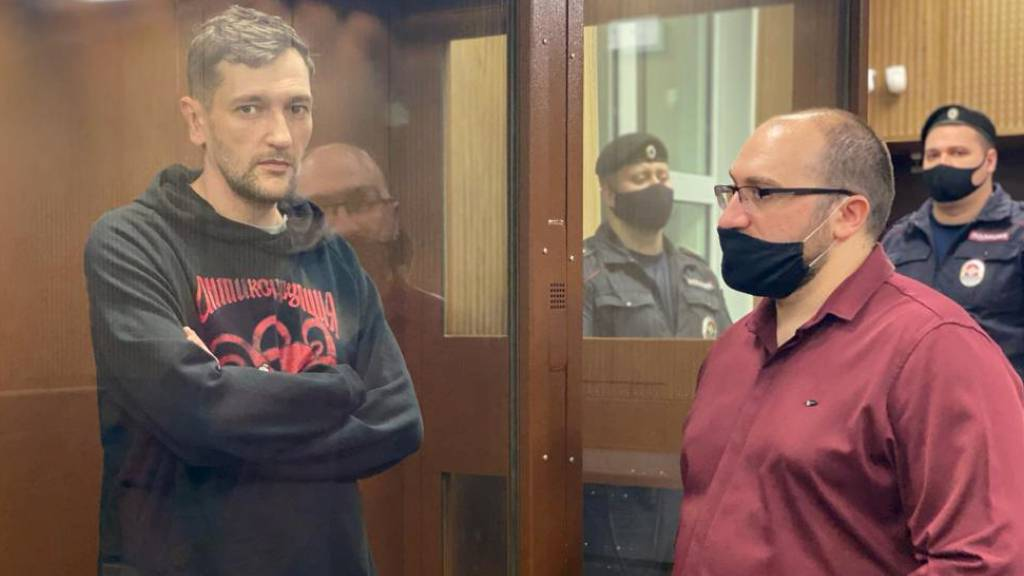 Zwei Monate Hausarrest für Nawalnys Bruder und Unterstützerinnen