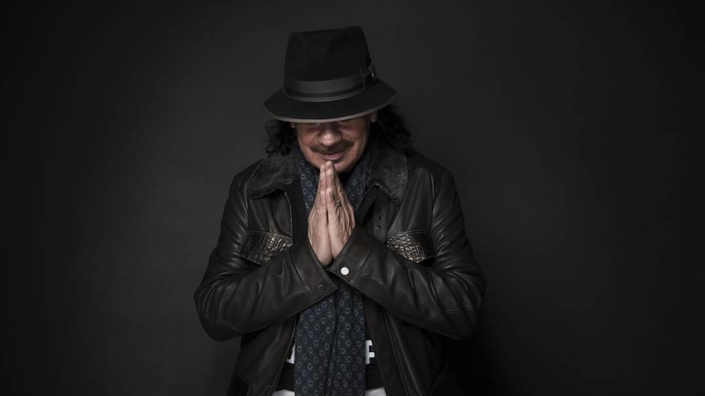 Kein Schweizer Ersatzkonzert von Carlos Santana
