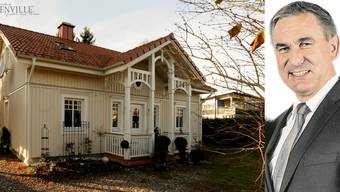 Alex Hürzeler lässts sich in Oeschgen ein Haus in diesem Stil bauen.