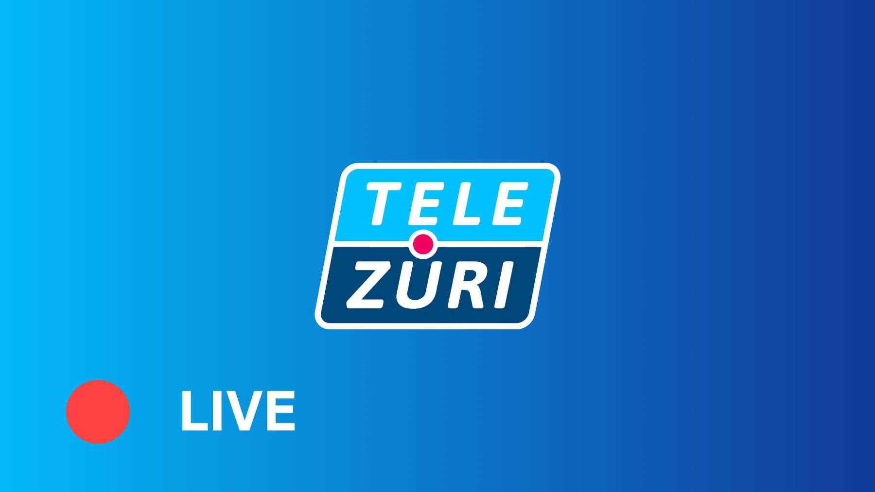 TeleZüri Livestream