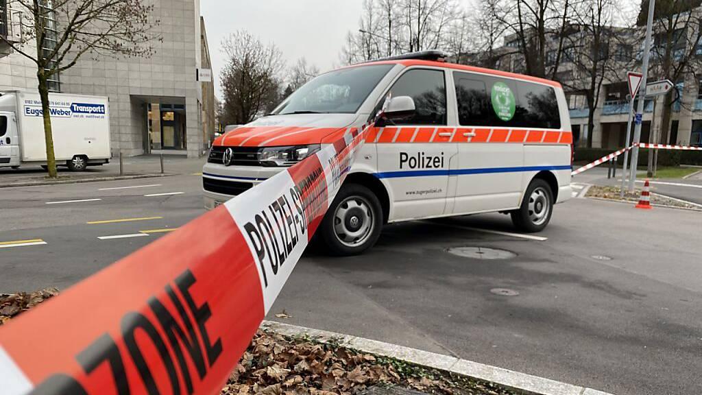 Mann nach Bombendrohung in Zug in Deutschland verhaftet