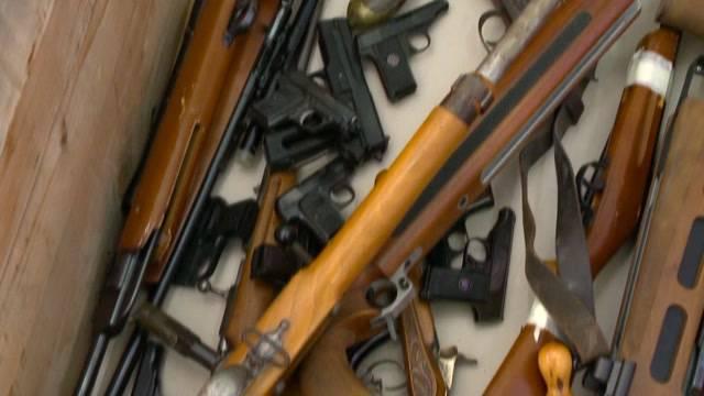 Waffenregistrierung