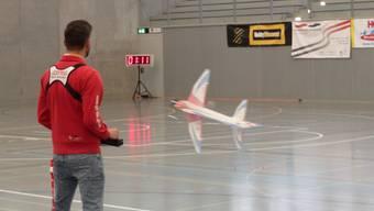 Schweizer Meisterschaften im Indoor-Kunstflug