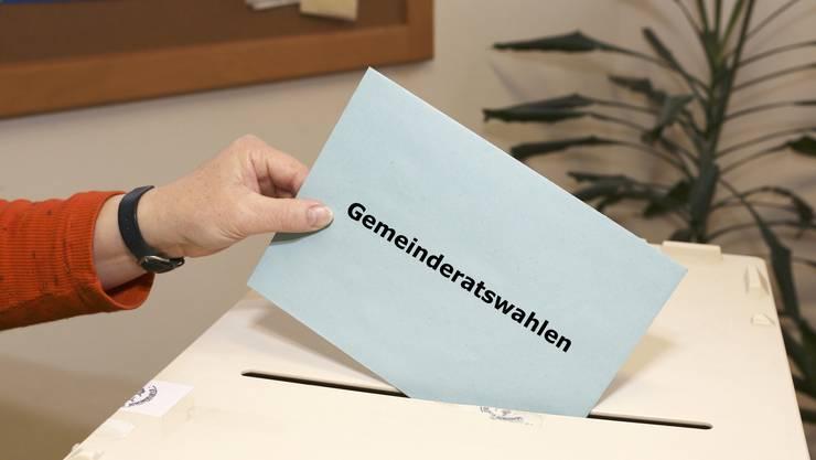 Im Aargau finden am Sonntag eine Vielzahl von kommunalen Wahlen und Abstimmungen statt.
