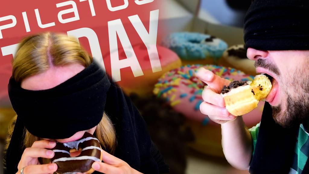 Migros oder Dunkin' Donuts: Welcher Donut überzeugt mehr?