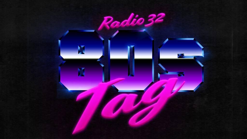 80er Tag Logo