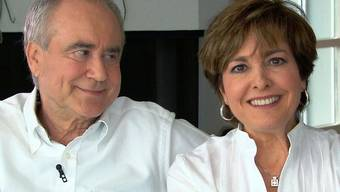 Kurt Felix und seine Frau Paola (Archiv)