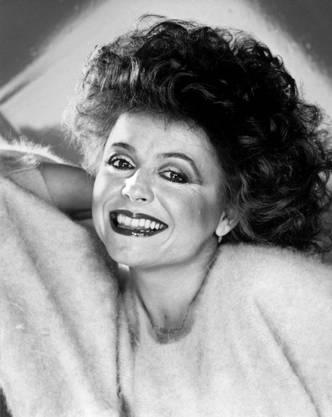 Nella Martinetti. Aufgenommen 1986