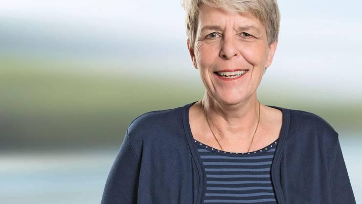 Monika Stadelmann (SP, Bad Zurzach) hört nach drei Jahren im Grossen Rat auf.