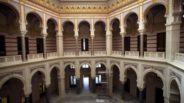Sarajevos Rathaus ist wieder ein Prachtbau