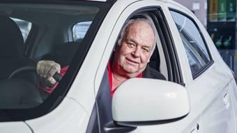 Autohändler Martin Sollberger