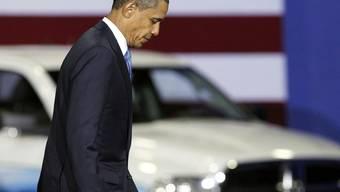 Obama spricht mit dem Thema Benzinkonsum ein heikles Thema an