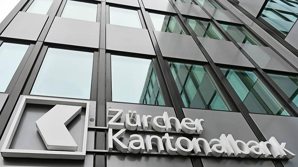 ZKB schreibt im Halbjahr den zweithöchsten je erzielten Gewinn