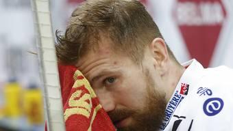 Andrej Bykow fällt mit einer Hirnserschütterung aus
