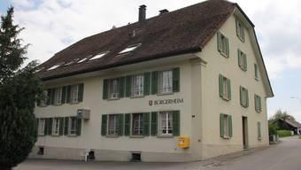 Das Bürgerheim wird für 950000 Franken saniert.