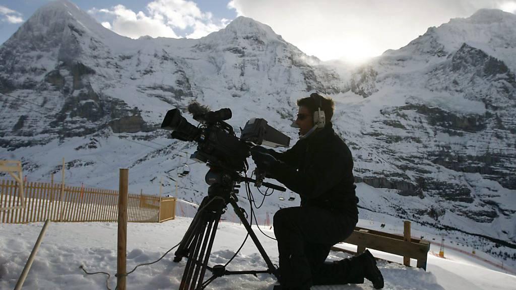SRF verlängert diverse Verträge im Wintersport