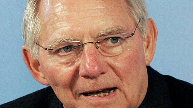 Wolfgang Schäuble als Guttenberg-Nachfolger im Gespräch