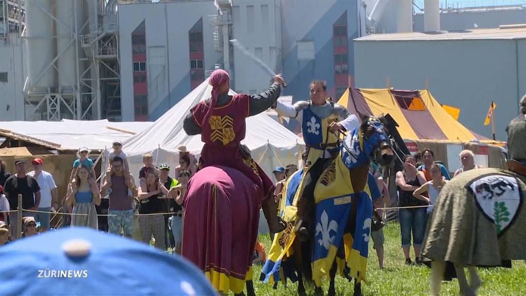 Mittelalterfest in Hinwil steht doch nicht vor dem Aus