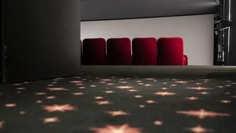 Die Schweizer Kinosäle bleiben leer: Schuld daran ist nicht nur die Corona-Pandemie. (Bild: Keystone)