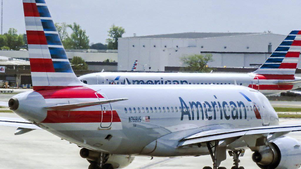 American Airlines streicht Venezuela aus ihrem Flugplan. (Archivbild)