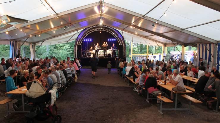 Sommernight-Party, Aesch