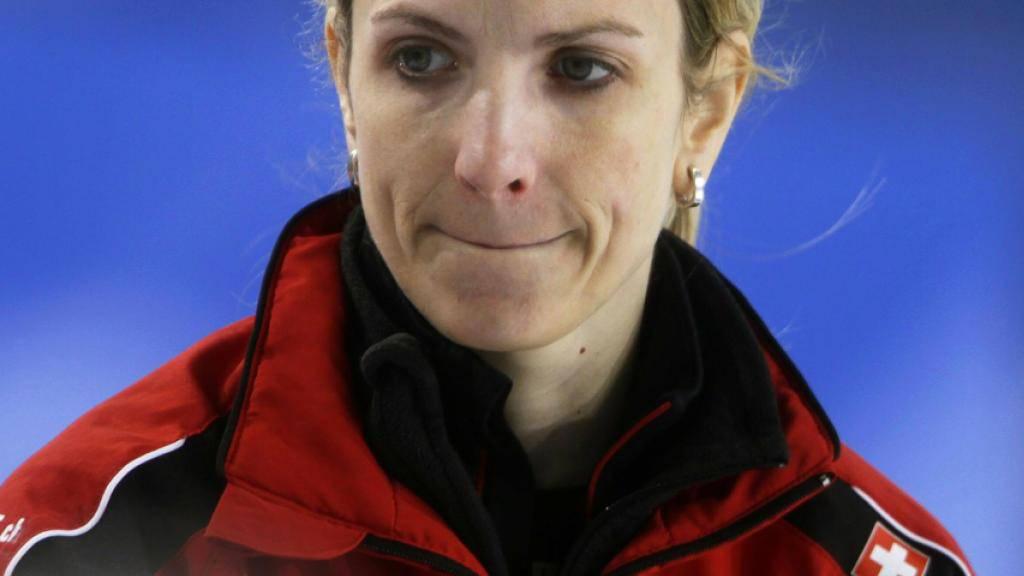 Silvana Tirinzoni gab sich bislang keine Blösse