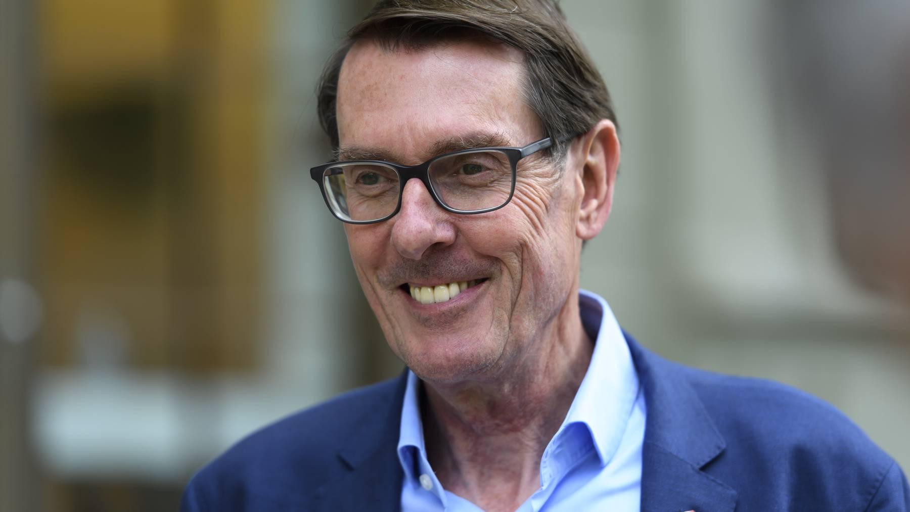 Fehler eingeräumt: Hotelleriesuisse-Chef Andreas Züllig hatte im Oktober gegen strengere Coronamassnahmen lobbyiert.